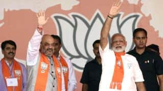 Gujarat Assembly Elections 2017: BJP's Campaign Blitz to Include 50 PM Narendra Modi Rallies