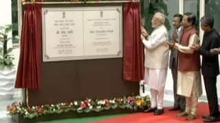 PM Narendra Modi Inaugurates First Ever All India Institute of Ayurveda Today