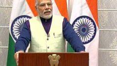 सेना के साथ दिवाली मनाने जम्मू-कश्मीर पहुंचे PM मोदी