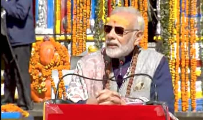 PM Narendra Modi Visits Kedarnath, Seeks Blessings of Lord Shiva