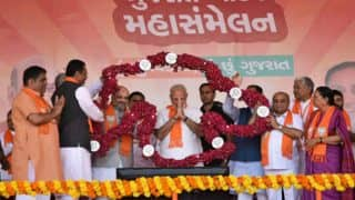BJP Expected to Win Gujarat Assembly Elections, Says Opinion Poll: 10 Points