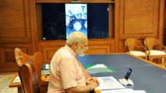 प्रधानमंत्री नरेंद्र मोदी ने आईएनएस तारिणी के चालक दल को दीपावली की बधाई दी