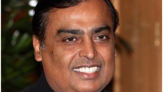 UP Investors Summit 2018: Mukesh Ambani Vows Additional Rs 10,000 Crore Investment Through Jio in Uttar Pradesh