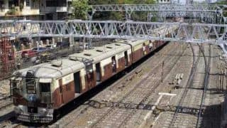 Mumbai Local Trains Affected on Harbour Line After Man Electrocuted Near Chembur Station