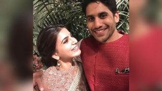 Samantha Ruth Prabhu And Naga Chaitanya Make Their Home Christmas Ready (View Pics)