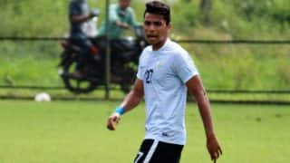 FIFA U-17 World Cup 2017: Namit Deshpande Becomes First NRI to Start for India