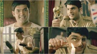 Firangi First Song Out Oye Firangi: Kapil Sharma's Antics As Manga Along With Sunidhi Chauhan's Powerful Vocals Make This An Unmissable Melody
