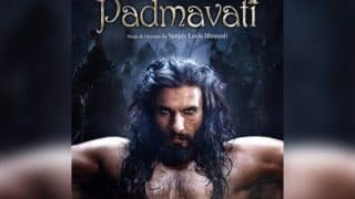 Is This Ranveer Singh's Reaction To The Ongoing Padmavati Controversy?