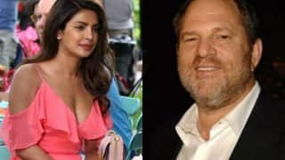 Priyanka Chopra Reacts To Harvey Weinstein   s Sexual Harassment Controversy