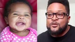 This Adorable Viral Video Of A Three-Month-Old-Daughter Shows Her Father Who Is The Boss When He Tries To Interview Her