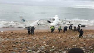 At least 4 Dead as Plane Carrying French Army Freight Crashes in Ivory Coast Near Abidjan