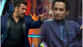Bigg Boss 11: Eliminated Contestant Zubair Khan Challenges Host Salman Khan - Watch Video
