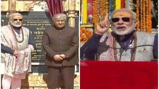 केदारनाथ में PM मोदी ने की 'शिव साधना', इन 5 अहम परियोजनाओं की शुरुआत की