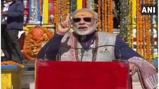 कपाट बंद होने से पहले PM मोदी ने किए बाबा केदार के दर्शन, भाषण की 12 बड़ी बातें