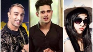 Bigg Boss 11: Wild Card Entrant Priyank Sharma Feels, Dhinchak Pooja Is A Good Competition To Akash Dadlani