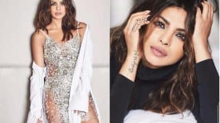 Priyanka Chopra Sizzles As the Cover Girl For Femina in a Glittering Outfit and We Can't Stop Looking At Her