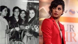 Priyanka Chopra Shares Picture of Her Family With Indira Gandhi, Gets Abused Left, Right and Centre