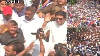 राज ठाकरे ने मोदी सरकार के खिलाफ खोला मोर्चा, रेलवे को दिया अल्टीमेटम