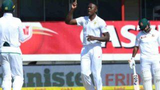 ICC Test Bowler's Rankings: Kagiso Rabada Replaces Ravichandran Ashwin at Number Three Spot