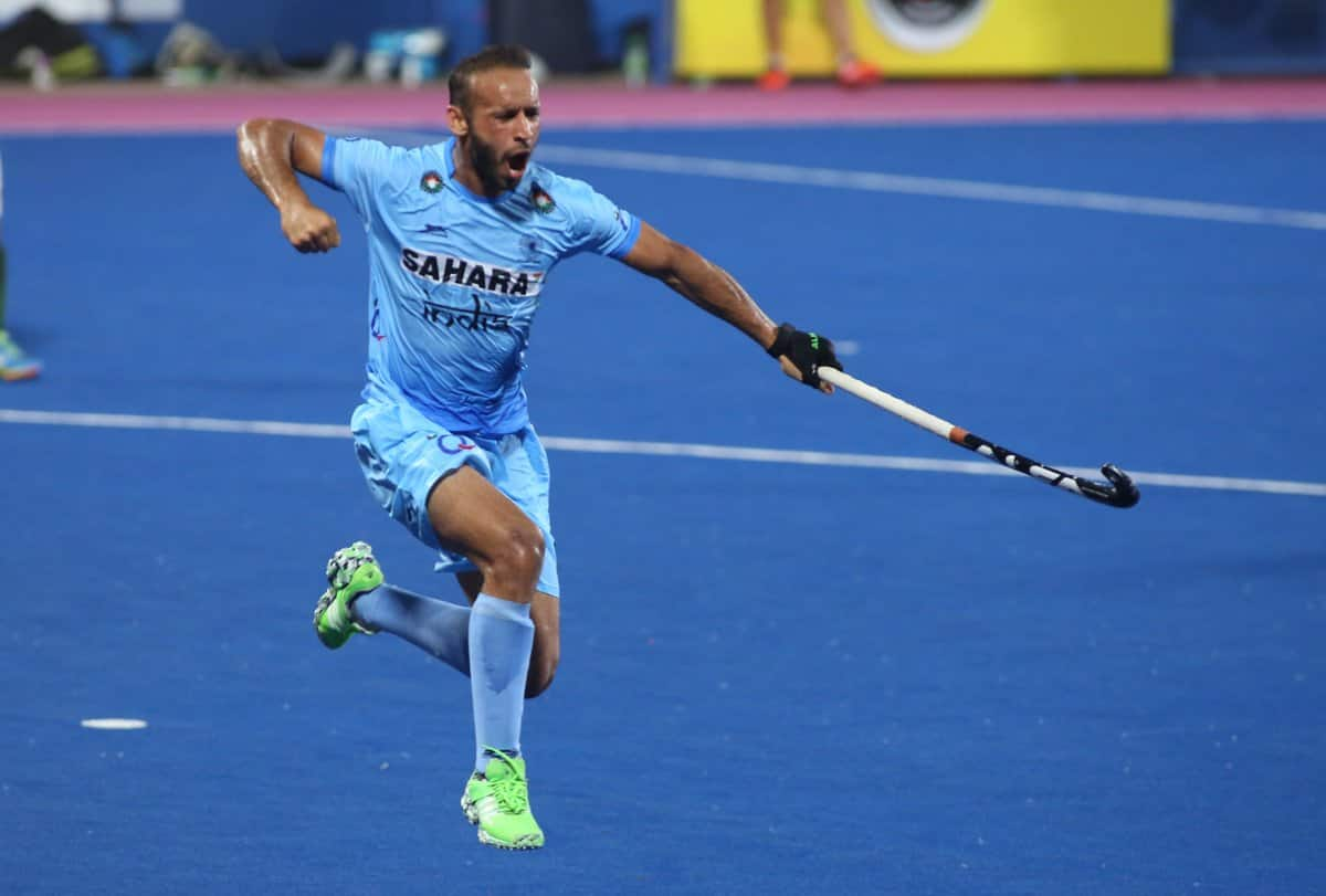 File picture of Ramandeep Singh.
