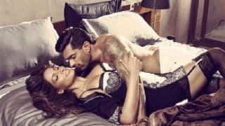 Bipasha Basu - Karan Singh Grover's Condom Ad Goes Viral, Twitterati Asks The Couple To Wait And Explore Good Cinema Instead