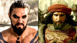 Padmavati Trailer: 5 Striking Similarities Between Ranveer Singh's Character And Khal Drogo From Game Of Thrones That Cannot Be Missed