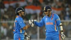 Sachin Tendulkar's Birthday Tweet for Virender Sehwag Will Crack You up