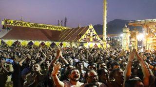 आज खुलेगा सबरीमला का मंदिर, महिलाओं के प्रवेश को लेकर केरल सरकार ने कही ये बात