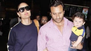 Saif Ali Khan: I Was Happy To Be Alone After Kareena Kapoor Khan Took Taimur Ali Khan To Delhi