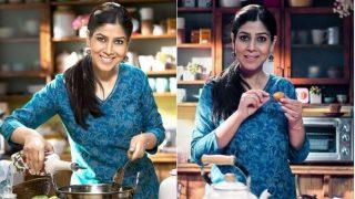 Chhoti Diwali 2017 Recipe: Sakshi Tanwar Prepares Gujarati Dish Kakraat Na Vada for Naraka Chaturdashi