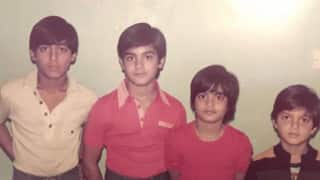 This Salman Khan Throwback Picture With Arbaaz Khan, Arpita Khan And Sohail Khan Will Make You Want To Dig Up Your Childhood Albums