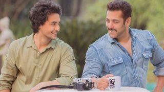 सलमान खान के जीजा आयुष शर्मा करेंगे इस बड़ी फिल्म में एंट्री