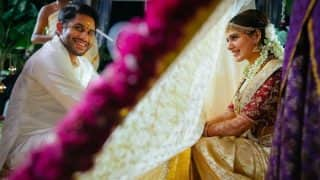 Samantha Ruth Prabhu and Naga Chaitanya Wedding: This Adorable Couple's Traditional Hindu Wedding Photos Will Give You Major Wedding Goals!