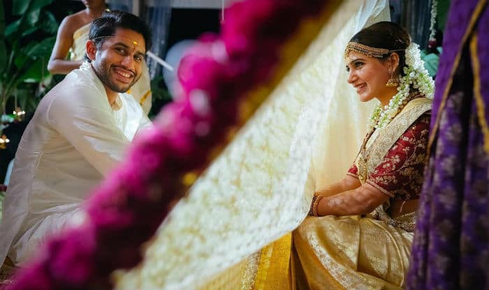 Samantha Ruth Prabhu and Naga Chaitanya's Traditional Hindu Wedding PhotosWill Give Your Brand New Wedding Goals!