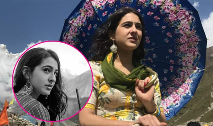 Sara Ali Khan's New Still From Kedarnath Will Give You A Reason To Wait For The Movie Desperately