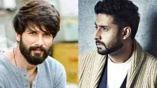 Shahid Kapoor NOT Too Happy With Abhishek Bachchan Playing The Parallel Lead In Roshni?