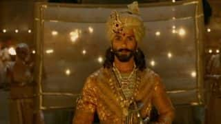 Shahid Kapoor: Eventually Padmavati Will Come Out And In Full Force