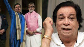 Shatrughan Sinha Copies Amitabh Bachchan While Wishing Kader Khan, Gets Trolled!