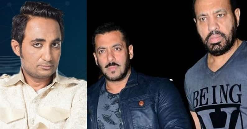 Police complaint filed against Salman Khan's bodyguard Shera