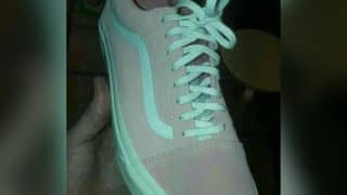 Grey and Blue Or Pink And White? Internet Is This Time Divided Over The Color Of These Shoes