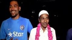 Indian Team's New Boy Mohammed Siraj Reveals How Cricket Has Changed His Life