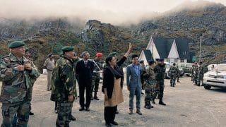 After Nirmala Sitharaman Visits Sikkim Border, China Tells India to Abide by 'The Historic Treaty'