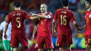 2018 FIFA World Cup Qualifiers: Spain Hit With Injury Blow, Dani Caravajal, Andres Iniesta, Alvaro Morata Out