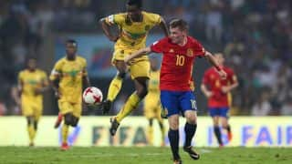 FIFA U-17 World Cup 2017: Spain Beat Mali to Set up Summit Clash With England