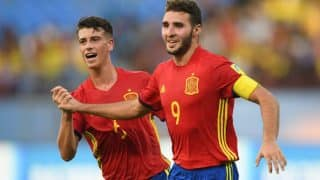 FIFA U-17 World Cup, 2017: Spain Thrash Niger 4-0 to Bounce Back in Style