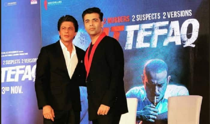 Image result for Wanted to be a part of 'Itteaq' as actor: Shah Rukh Khan