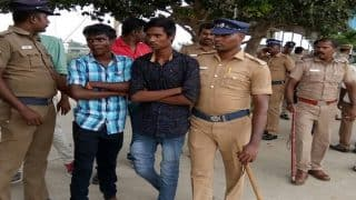 Chennai: Video of Students Brandishing Knives on Local Train Goes Viral; 4 Arrested