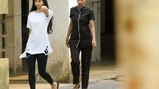 Suhana Khan Wears A Trendy But Simple Attire As She Is Spotted In The City - View Pics