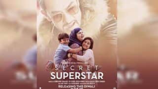 Secret Superstar Trade Buzz: Aamir Khan's Musical Drama To Earn Rs 8 Crore On Day 1
