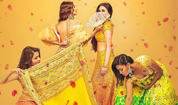 Veere Di Wedding teaser poster: Kareena, Sonam and gang are shaadi ready!